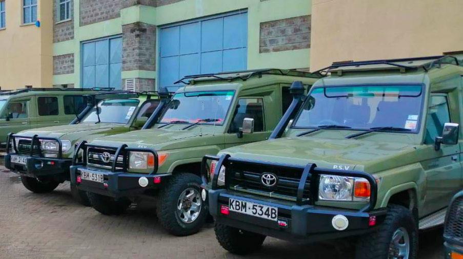 kenya luxury safari packages