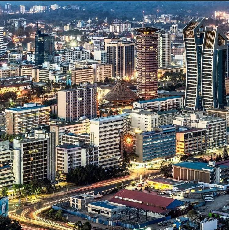 Nairobi 5-Star and budget Hotels